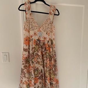 Free People summer dress NWT